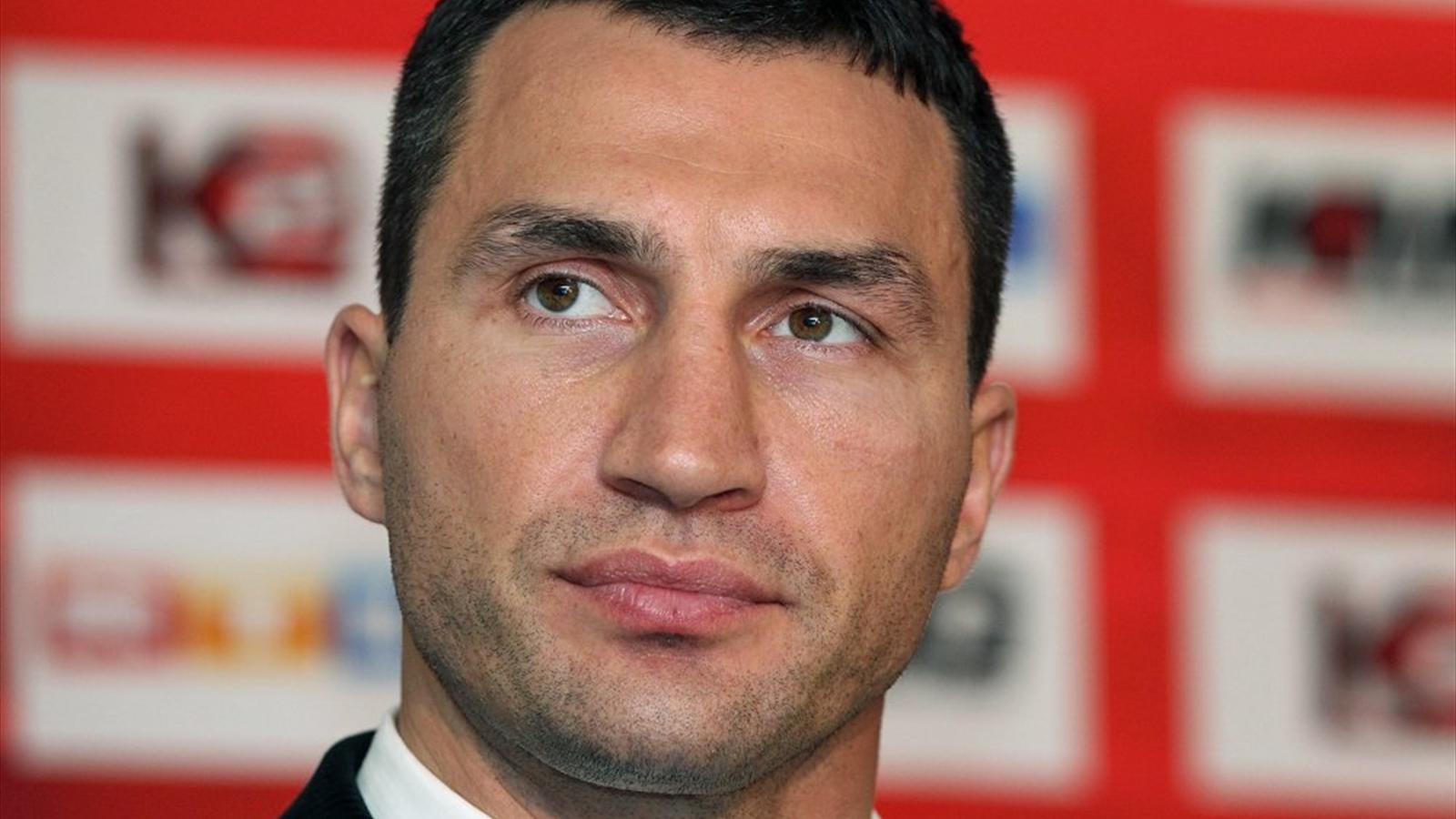 Владимир Кличко ушел из бокса и записал обращение к фанатам