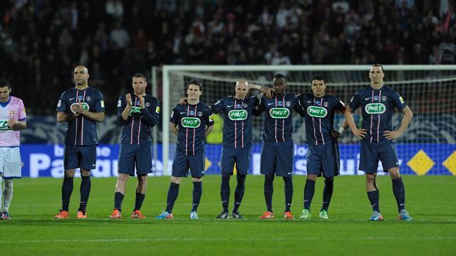 En direct live evian thonon gaillard psg coupe de - Coupe de france live score ...