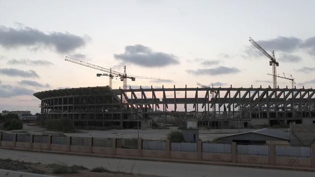 Libya plans to invest £205 million on stadiums