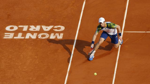 Murray botté hors de Monaco et de la deuxième place mondiale