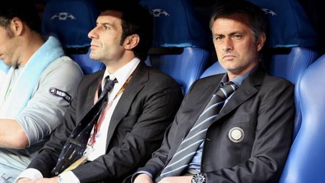 Figo : «Je suis très déçu pour Mourinho»