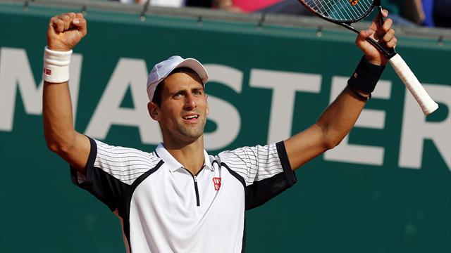 Djokovic and Nadal through, Del Potro and Berdych shocked