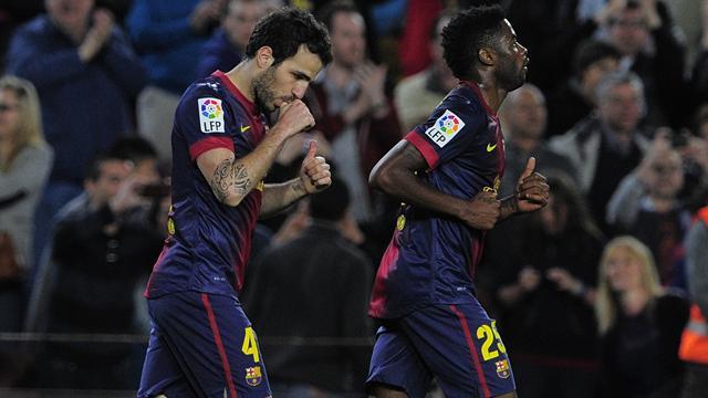 Bayern-bound Barca edge past Levante