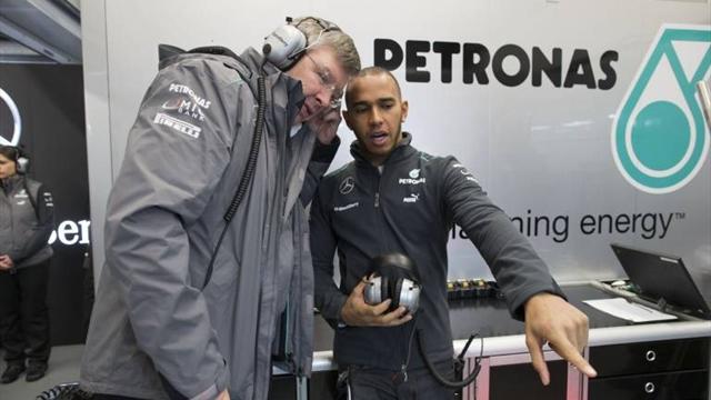 """Ross Brawn: """"Hamilton ha una vita glamour, ma vince sempre i titoli. Vi spiego perché"""""""