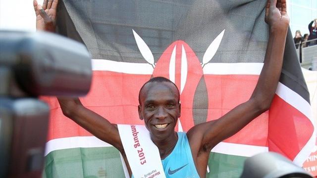 Олимпиада-2016: Марафон одержал победу кениец Элиуд Кипчоге
