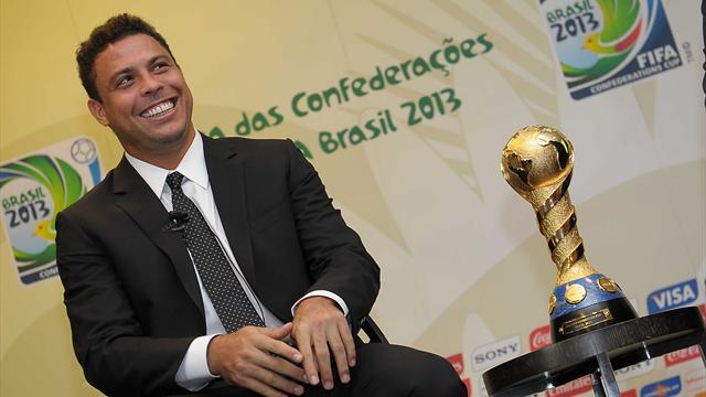 Роналдо: «Золотой мяч» заслужил Роналду»