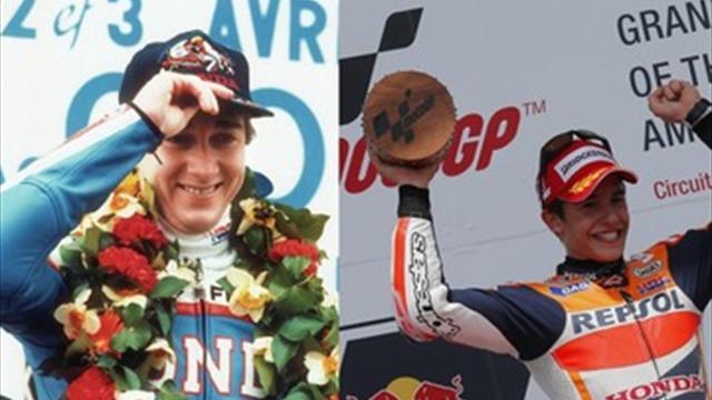 CotA, des chiffres et des stats: Marquez-Spencer, que de similitudes !