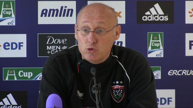 """Laporte : """"Toulon doit montrer que c'est une grosse équipe"""""""