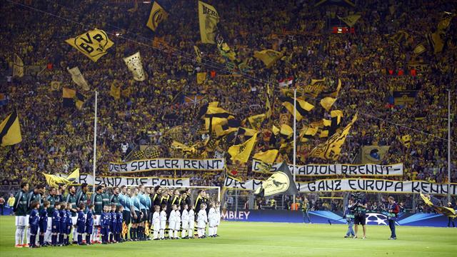 GALERİ: B. Dortmund-R. Madrid