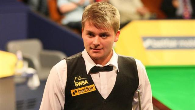 Robertson suffers defeat in Shanghai