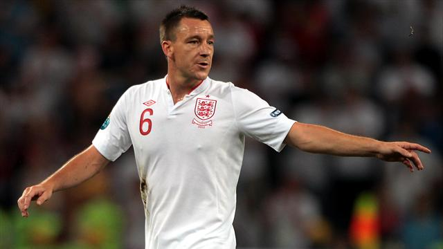 John Terry 'ready for England return'