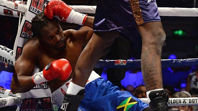 Audley Harrison retires from professional boxing