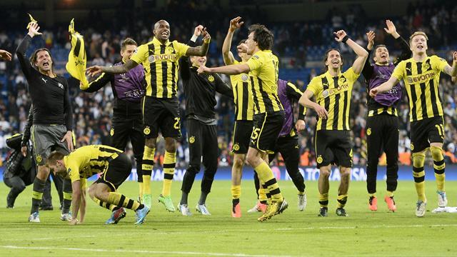 Ölüm Grubu'ndan finale: Dortmund