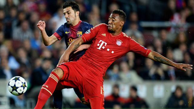 2 tirs cadrés, 3 buts pour le Bayern