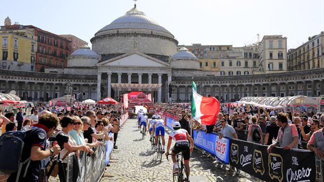 Выбор истинных ценителей. Giro d'Italia берет старт