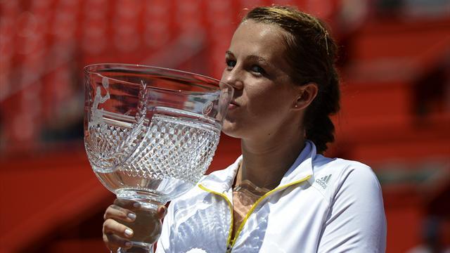 Пять. Павлюченкова выиграла титул в Эшториле