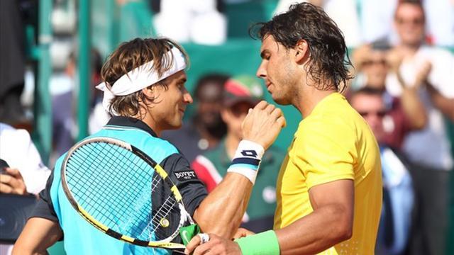 Tennis : Tennis�-�Masters Monte Carlo�-�Nadal - Ferrer EN DIRECT