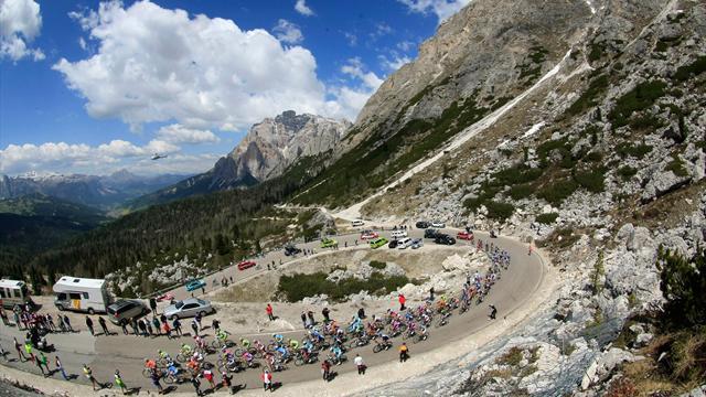 Tous les massifs français traversés, un chrono à Marseille : Le Tour 2017 dévoilé