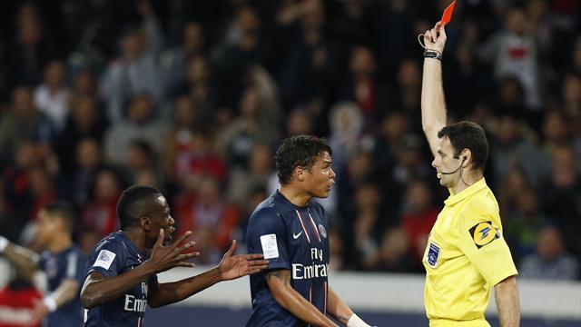 L'arbitre de PSG-Valenciennes a été menacé de mort