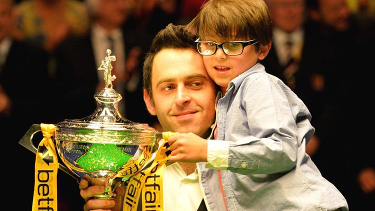 O'Sullivan and son 'involved in car crash' - Snooker - Eurosport
