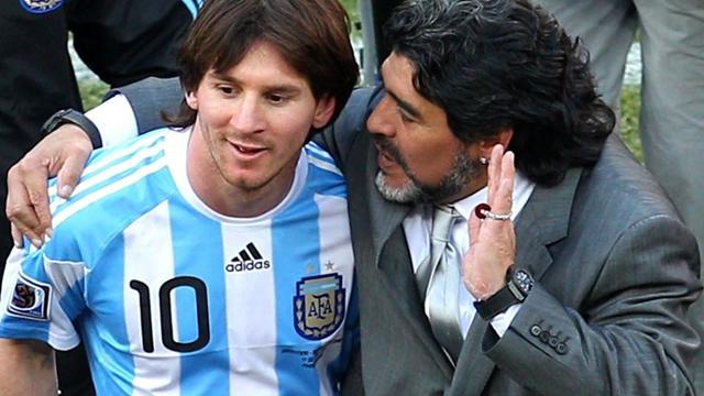 La amenaza de Maradona a los jugadores de la selección argentina