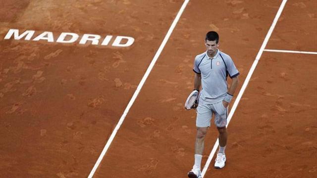 Djokovic mis à terre par Dimitrov