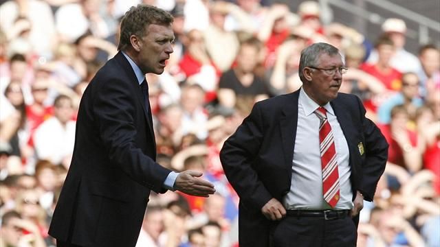 Fergie: We wanted five other managers before Moyes