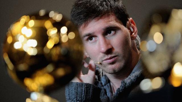 Messi fait son cinéma