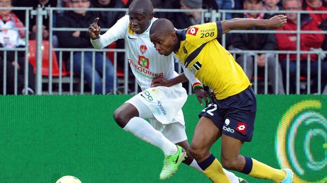 Match nul entre Brest et Sochaux