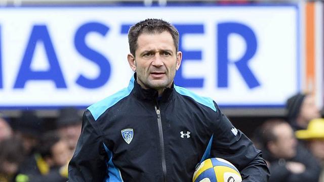 Clermont: Jono Gibbes et Franck Azema aux commandes!