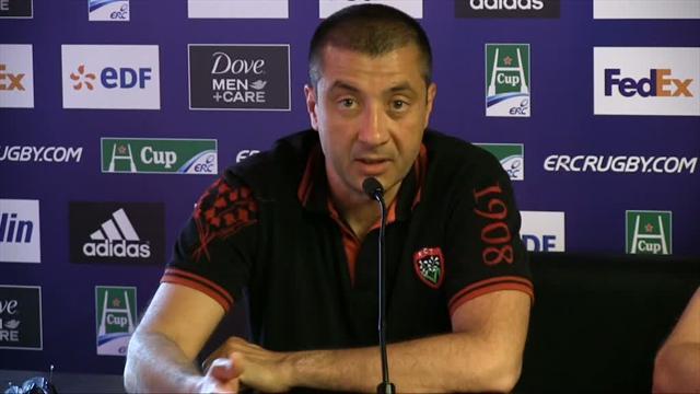 """Boudjellal : """"Le match le plus important de l'histoire de Toulon"""""""