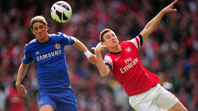 Arsenal ile Chelsea Lig Kupası maçında karşı karşıya geliyor