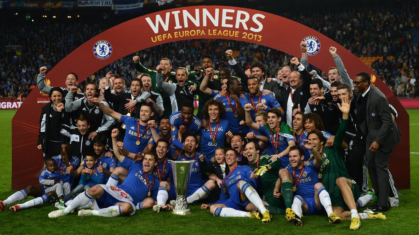 Europa League Champions League Spot
