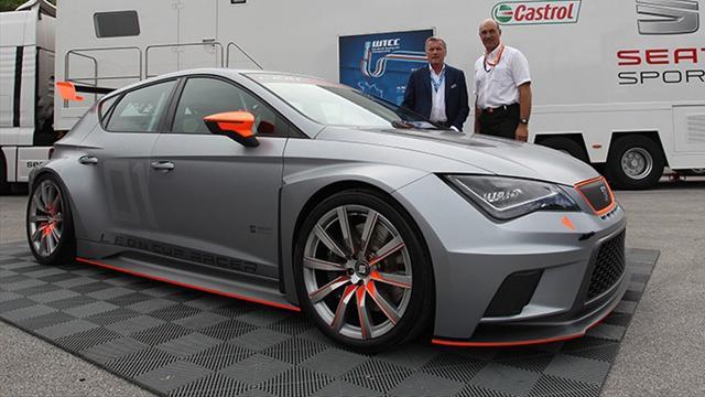 SEAT show off new car in Salzburg