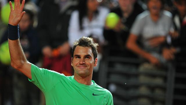Federer écarte Paire et retrouvera Nadal