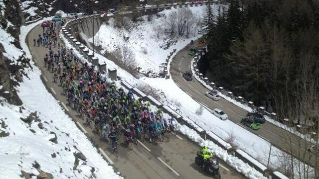 Le Giro zappe la 19e étape