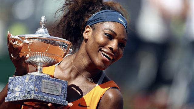 Serena kupaları seriye bağladı