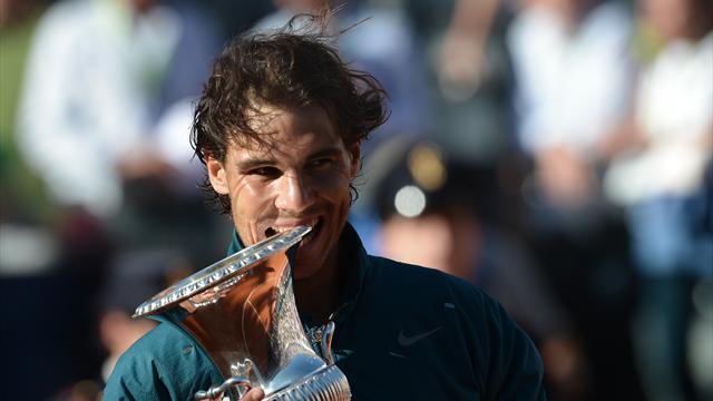 Nadal : une démonstration, presque une humiliation
