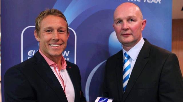 Wilkinson élu meilleur joueur européen de l'année