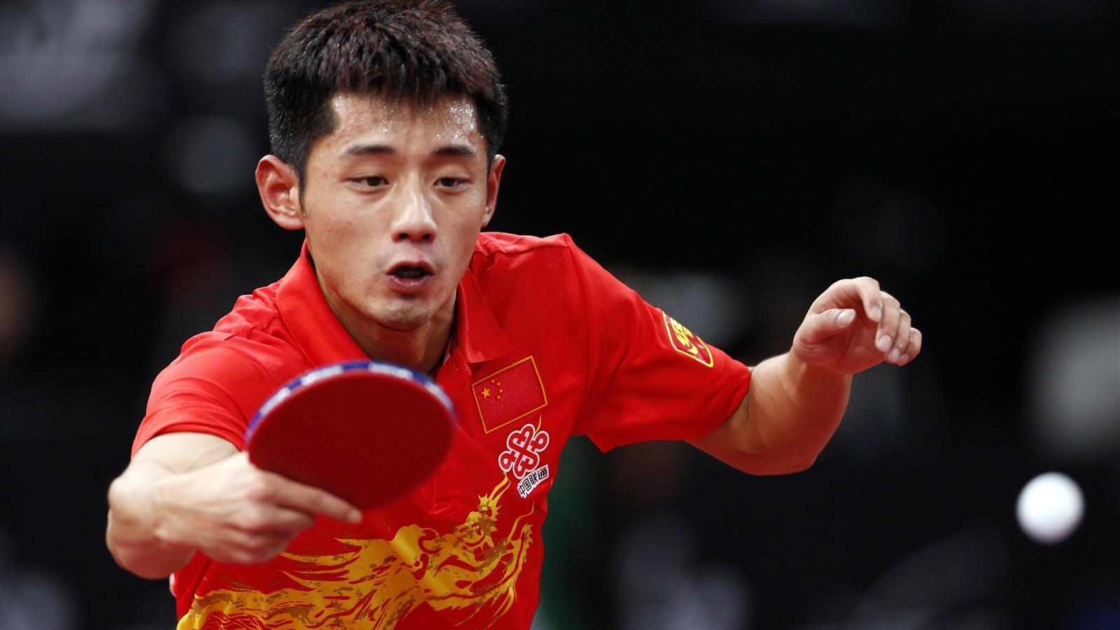Zhang Jike Wins World Title to