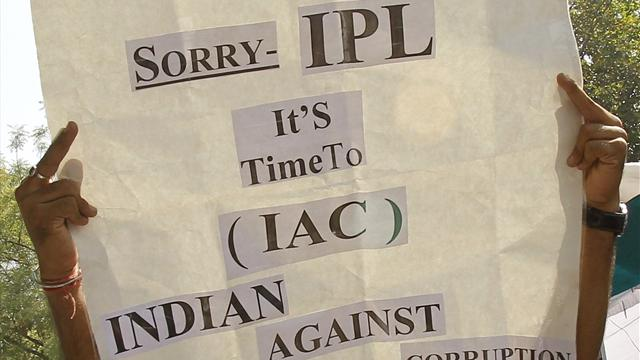 Bollywood actor arrested as Indian court rejects bid to halt IPL