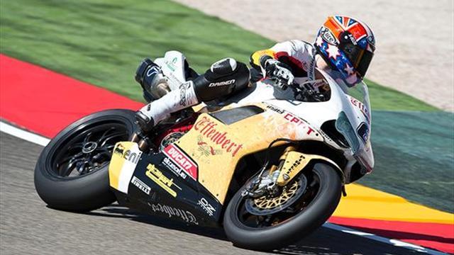 Effenbert Ducati quit World Superbikes again