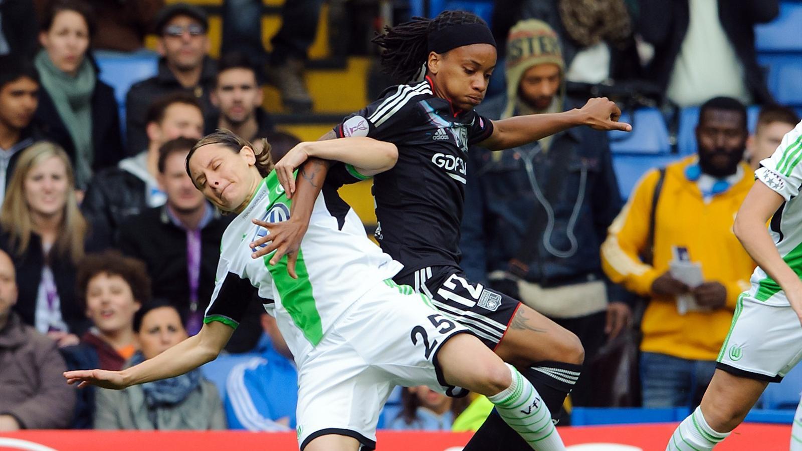 Ligue des champions f minine finale lyon wolfsburg - Calendrier coupe d europe foot ...