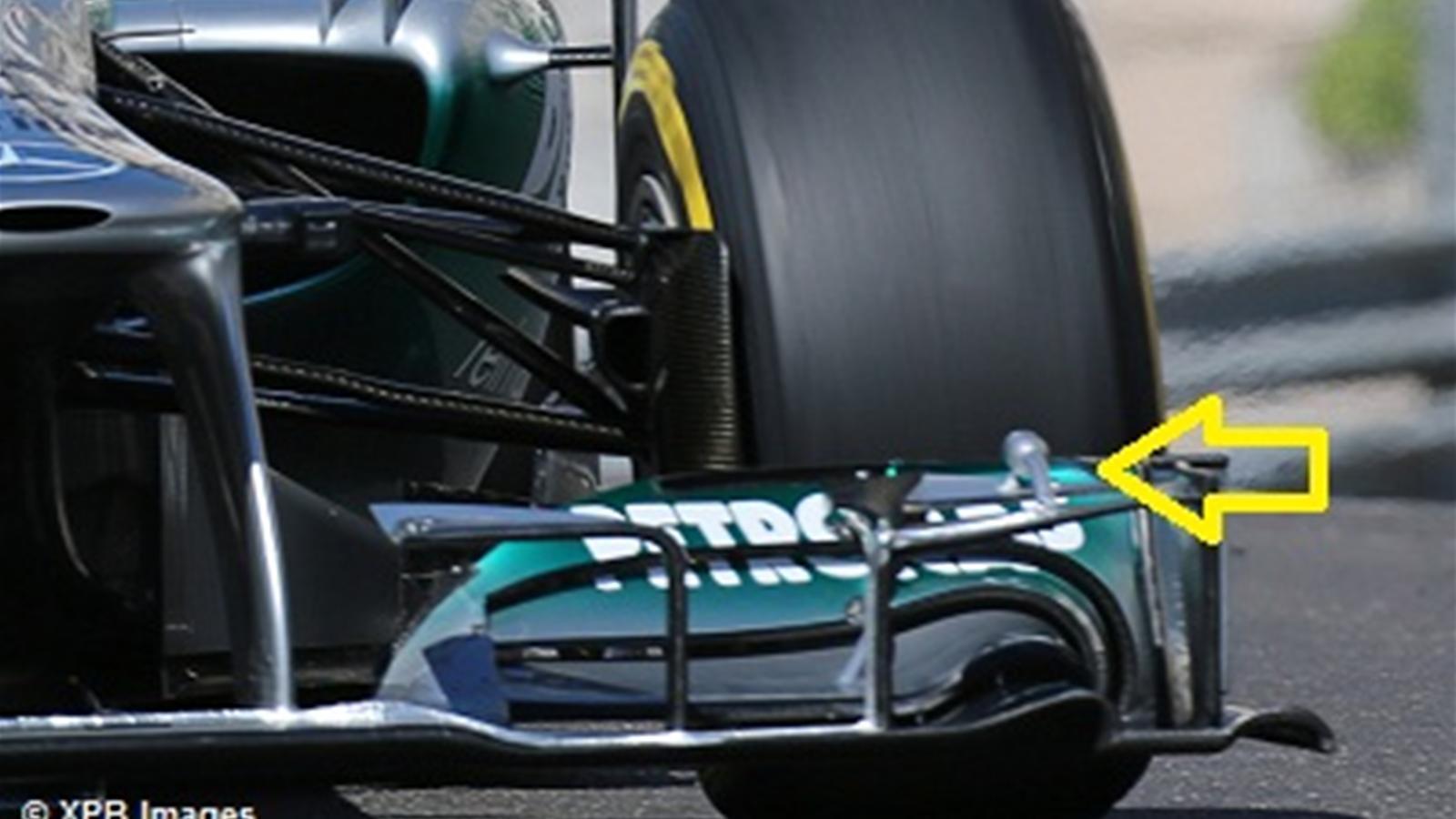 Grand prix de monaco des cam ra sur la mercedes grand prix de monaco 2013 formule 1 - Formule vitesse de coupe ...