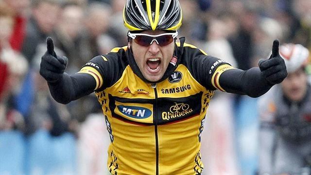 Ciolek vainqueur de la 3e étape, Valverde toujours leader
