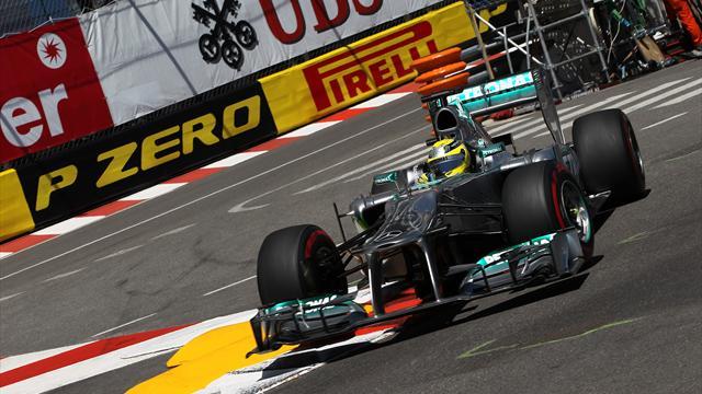 Mercedes a de la marge