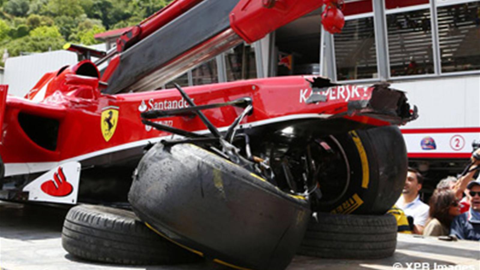 Massa revient sur sa grosse sortie de piste grand prix de monaco 2013 formule 1 eurosport - Formule vitesse de coupe ...