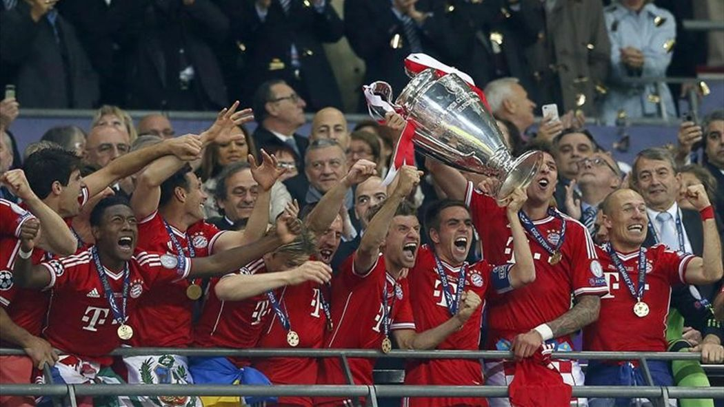 Robben wins final for bayern munich champions league 2012 2013 robben wins final for bayern munich champions league 2012 2013 football eurosport asia voltagebd Images