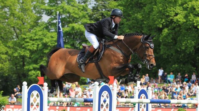 Англичанин Ник Скелтон стал олимпийским чемпионом Рио-де-Жанейро вконкуре