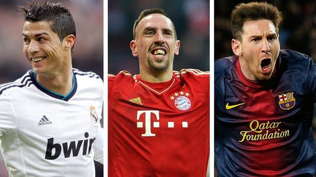le meilleur joueur de foot